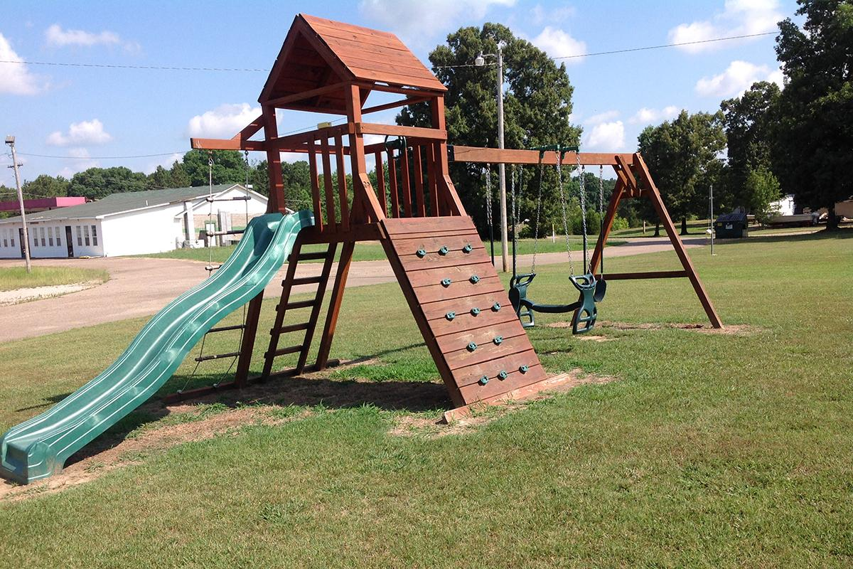 Green Acres play area
